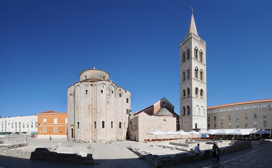 Crkva sv. Donata - Zadar