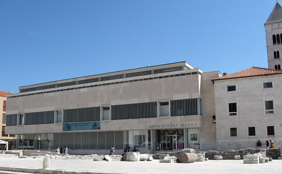 Arheološki muzej - Zadar