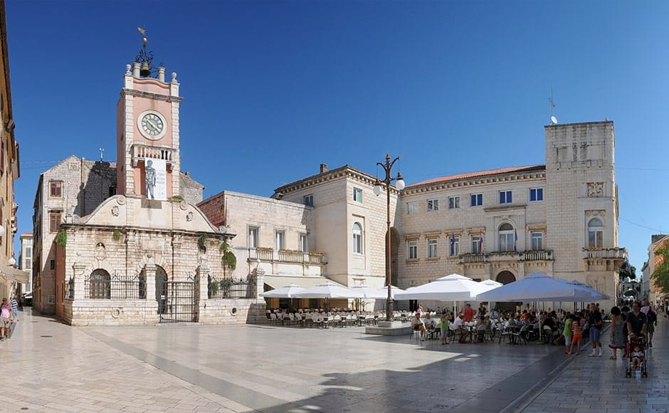 Narodni trg - Zadar