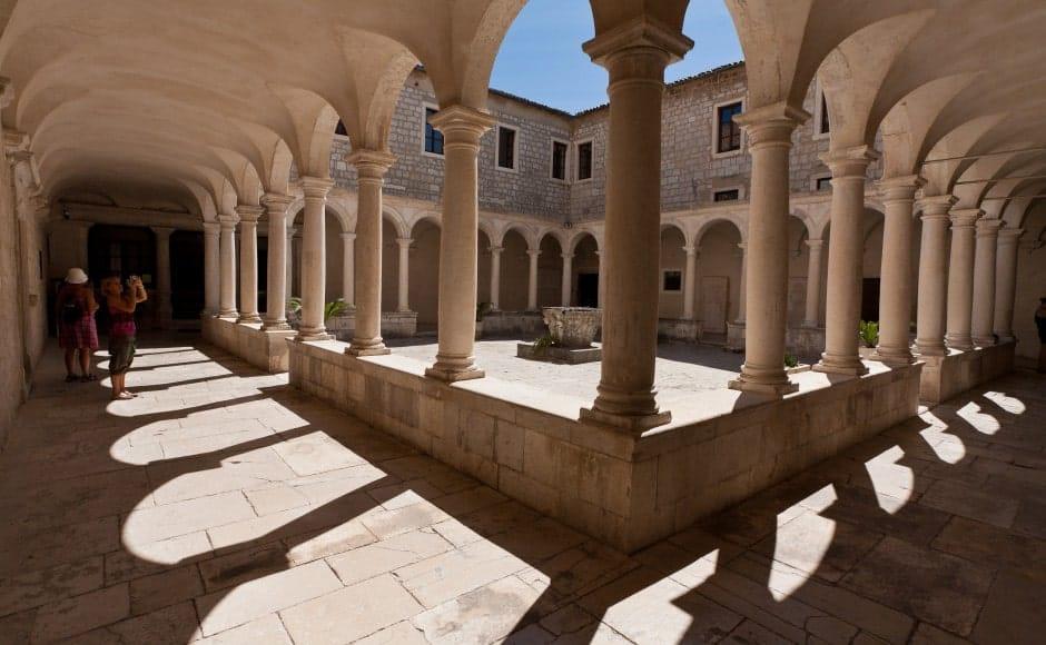 Samostan sv. Frane - Zadar